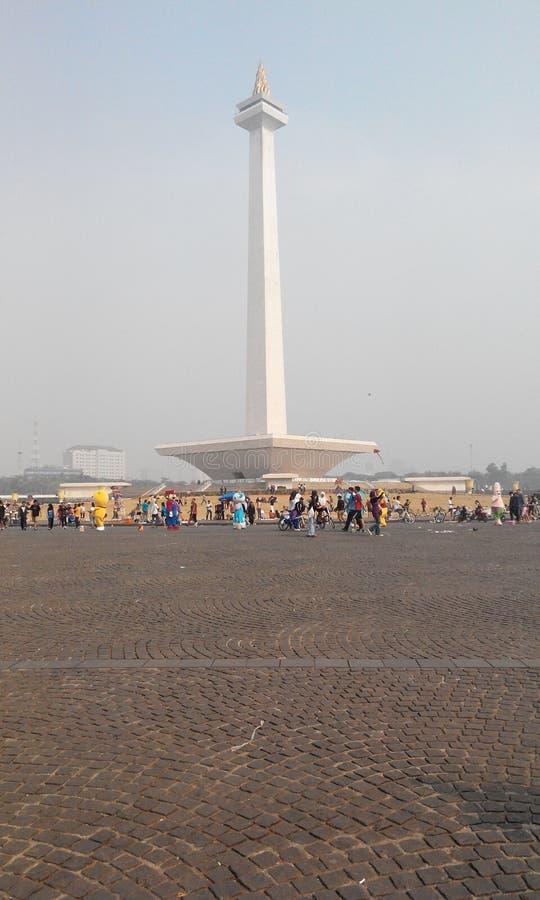 Памятник и ориентир ориентир стоковое фото rf