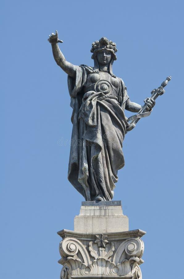 Памятник свободы стоковая фотография rf