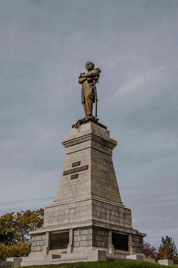 памятник стоковое фото rf