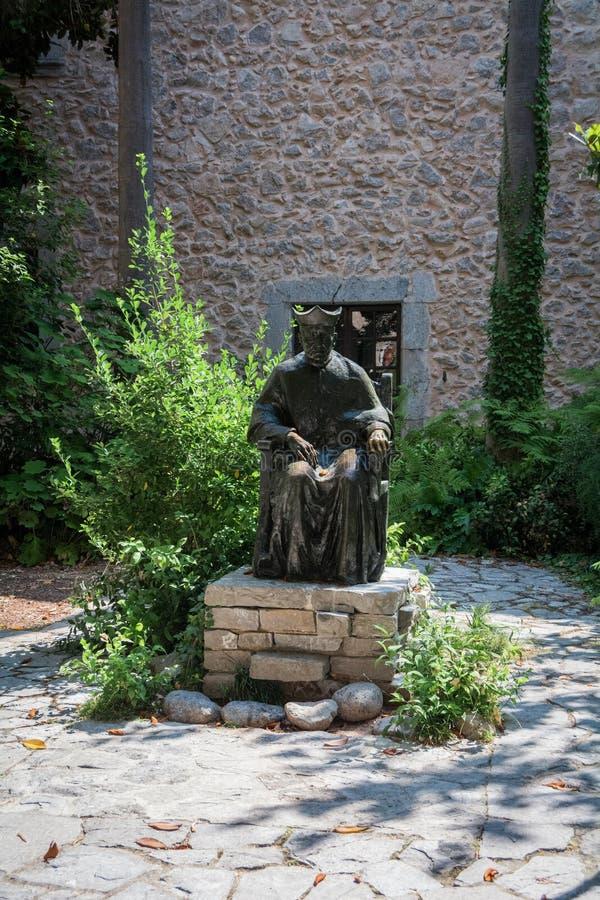 Памятник Joaqim Rossello стоковые изображения