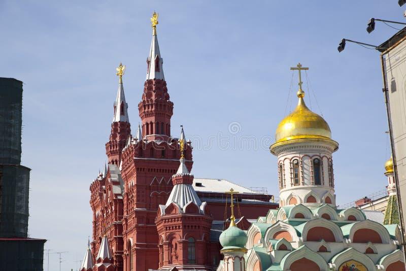 памятник kazan arhitektury собора исторический стоковые фотографии rf
