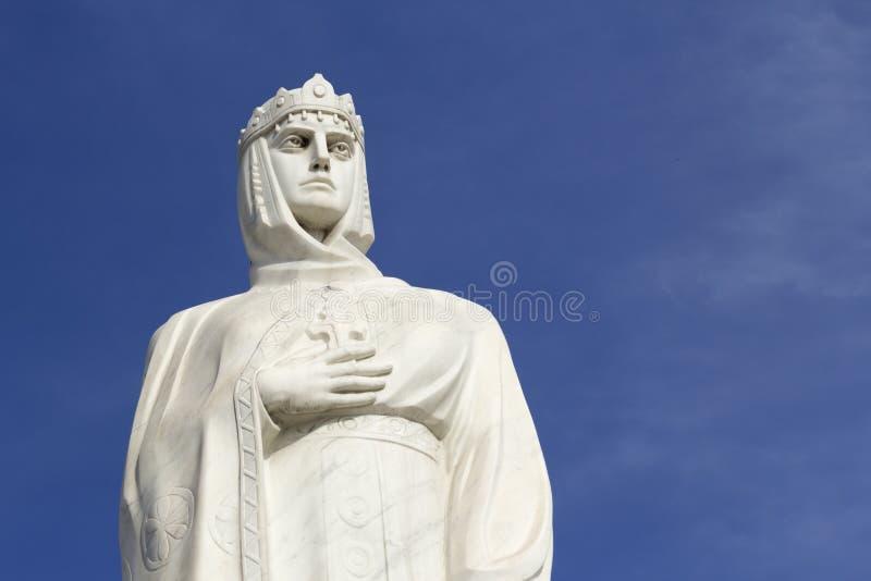 Памятник princess Ольги стоковые изображения rf