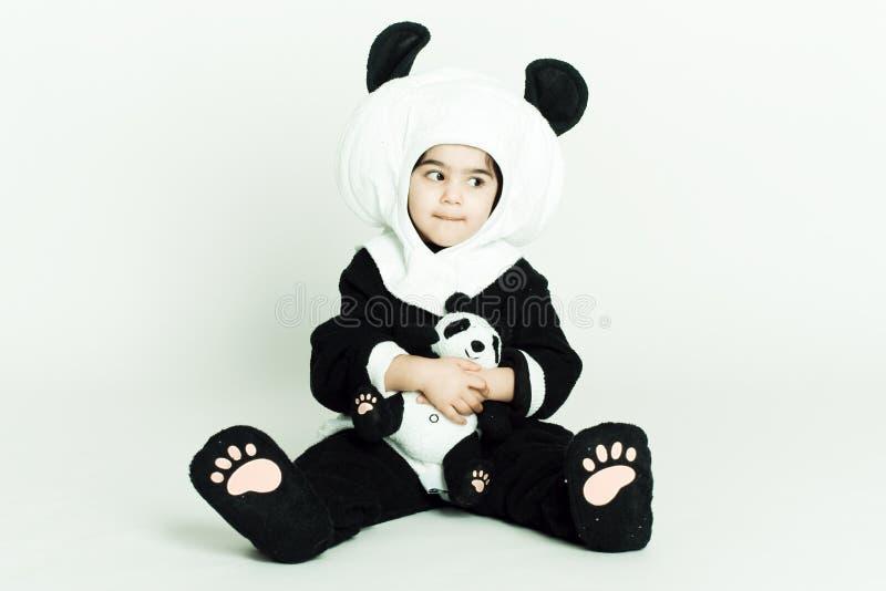 панда love34 стоковые фотографии rf