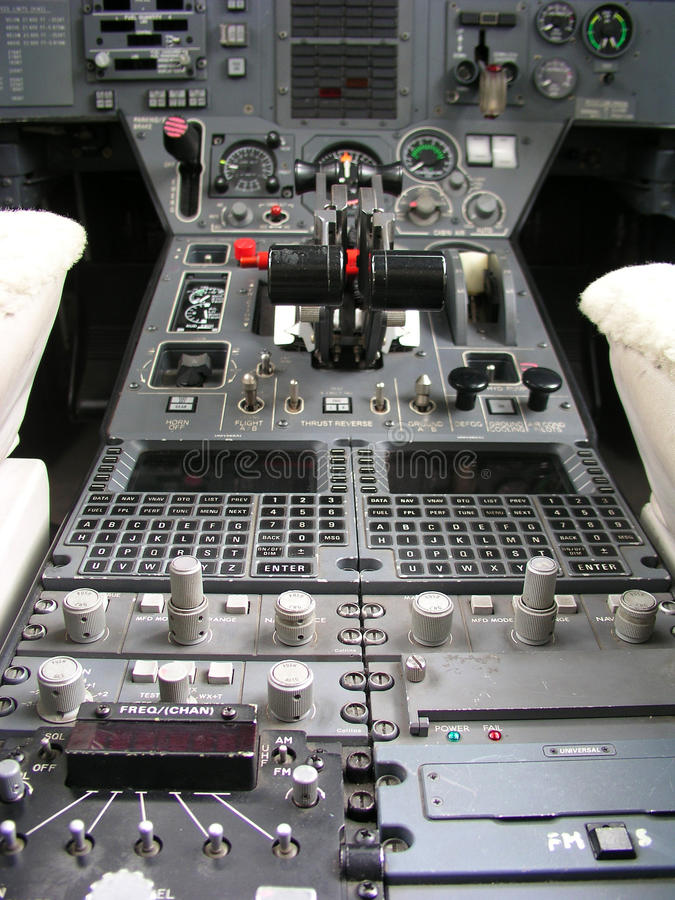 панель воздушных судн целесообразная стоковое изображение