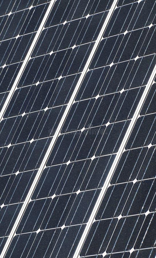 панель крупного плана солнечная стоковая фотография