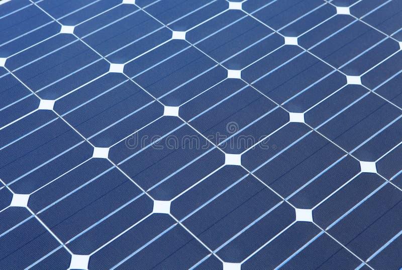 панель крупного плана солнечная стоковые изображения rf