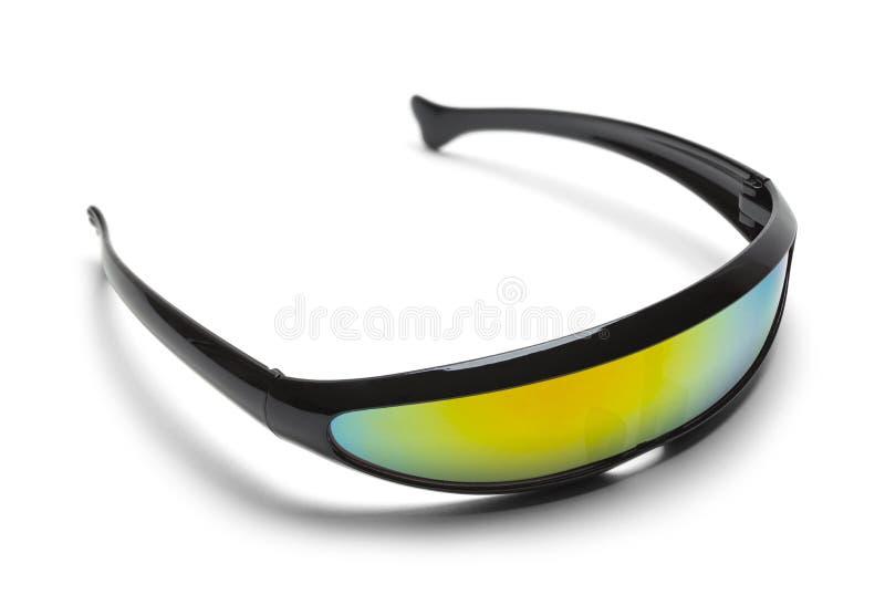 Панковские солнечные очки стоковая фотография