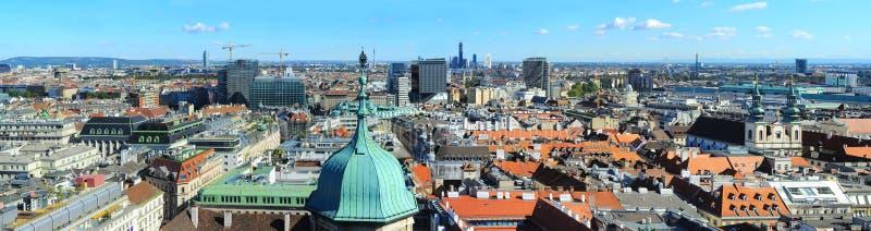 Панорама Вена стоковое фото rf