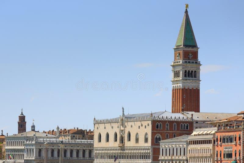 Панорама Венеции, Италия стоковое изображение