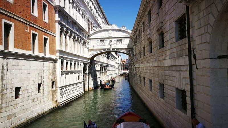 Панорама Венеция стоковое изображение rf
