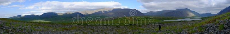 Панорама в Урале стоковое фото rf