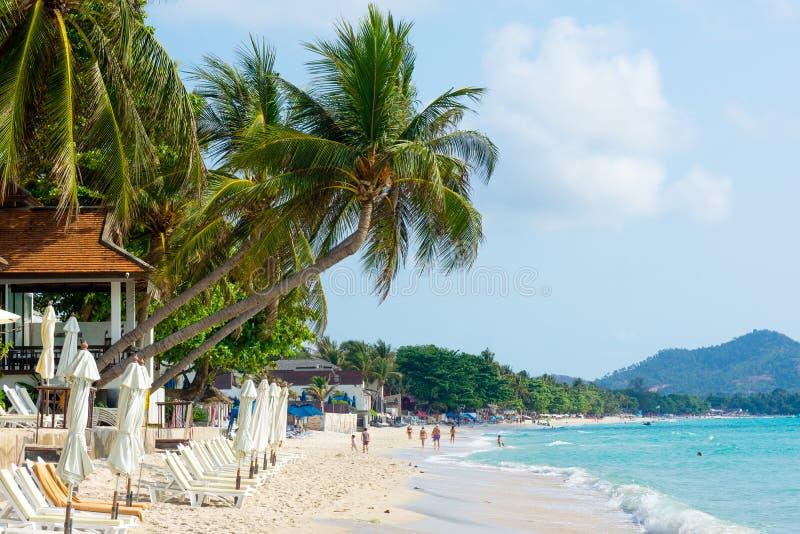 Download Панорама курорта стоковое изображение. изображение насчитывающей курорт - 40583303