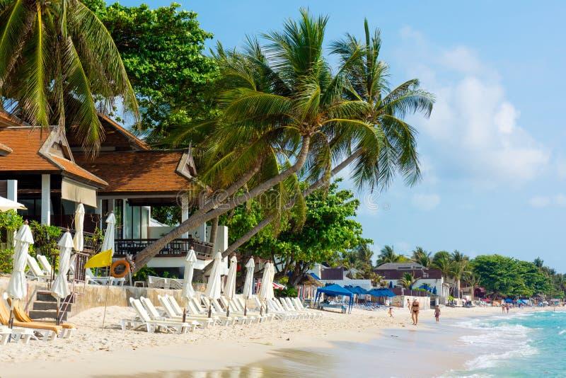 Download Панорама курорта стоковое фото. изображение насчитывающей небо - 40583310