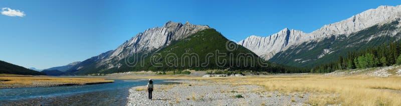 панорама микстуры озера стоковые фотографии rf