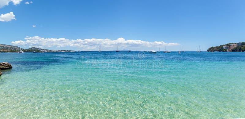 Панорама Сардиния, Италия стоковые изображения