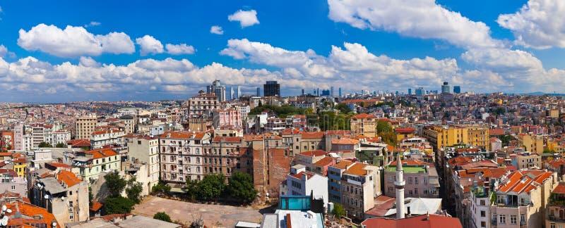 Download Панорама Стамбула Турции стоковое фото. изображение насчитывающей brice - 33736908