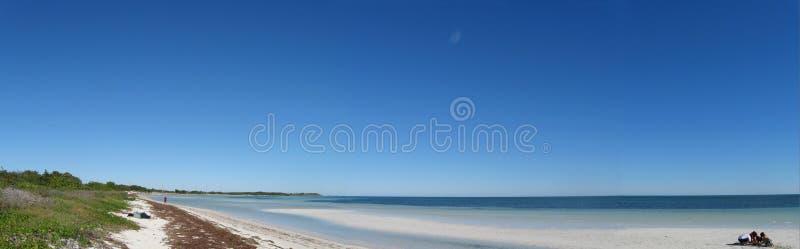 панорама florida стоковое фото rf
