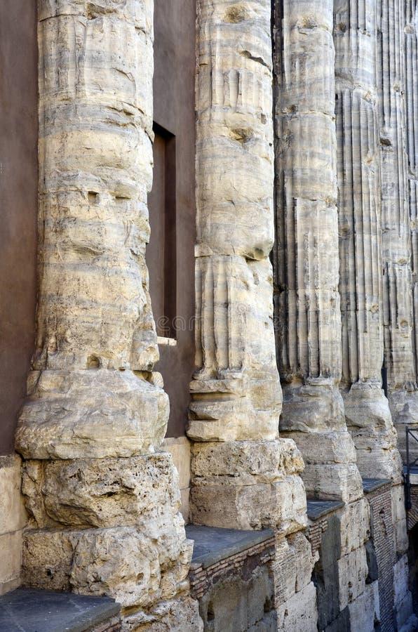 пантеон rome стоковые фотографии rf