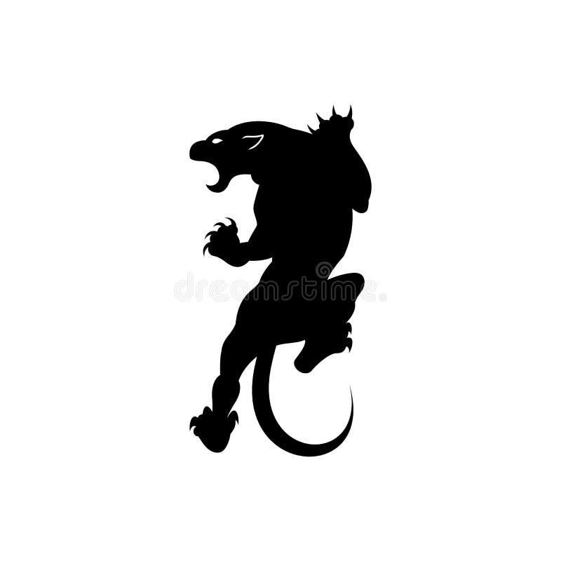 пантера бесплатная иллюстрация