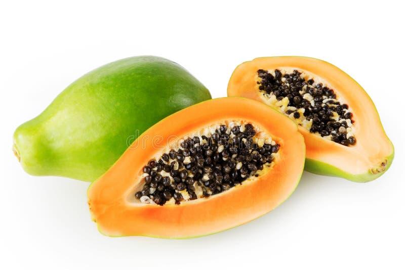 Download Папапайя стоковое изображение. изображение насчитывающей плодоовощ - 37927527
