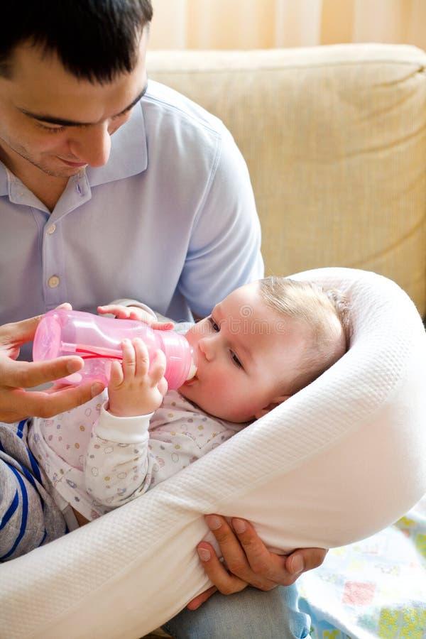 папа младенца стоковые фотографии rf
