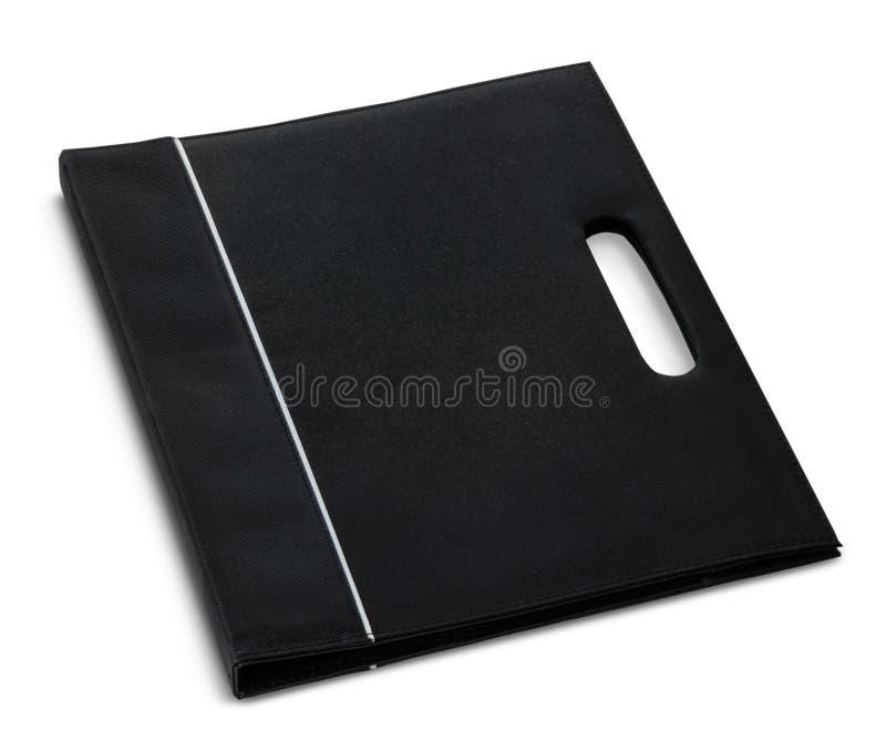 Папка документа стоковая фотография rf