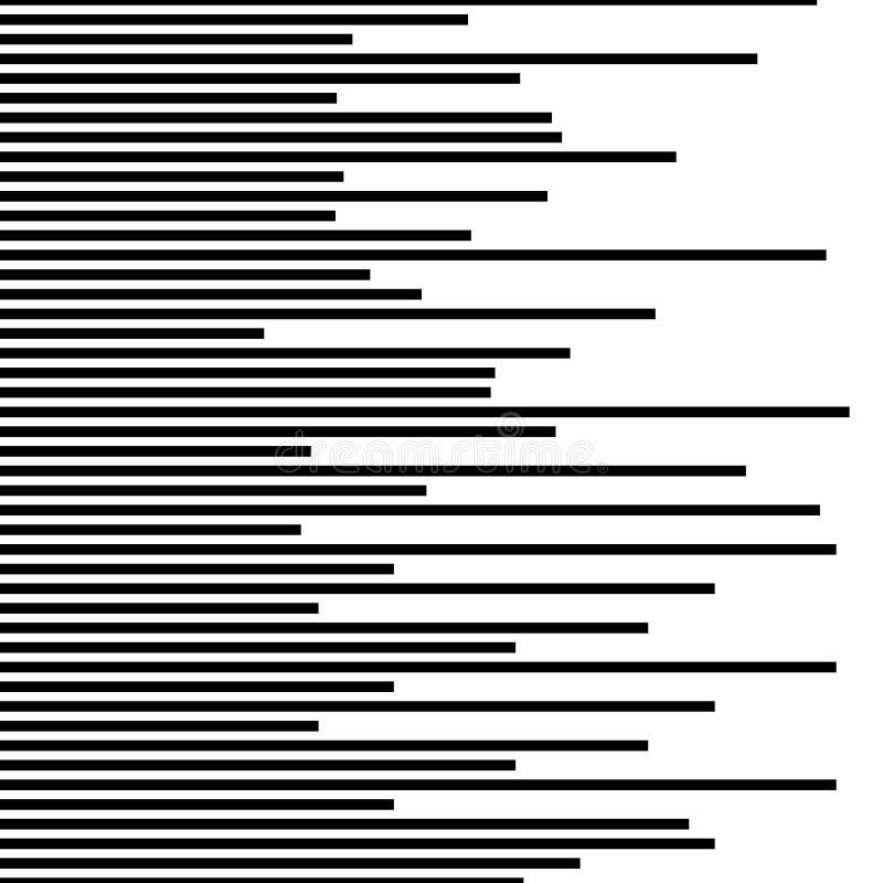 Download Параллельные прямые линии текстура Monochrome картины геометрическая Иллюстрация вектора - иллюстрации насчитывающей lineal, график: 81801726
