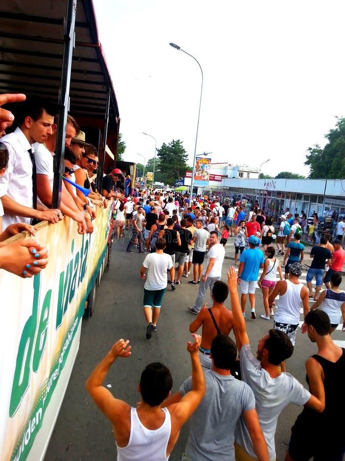 Парад свободы стоковые фото