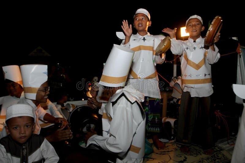 Парад тамбурин стоковое фото