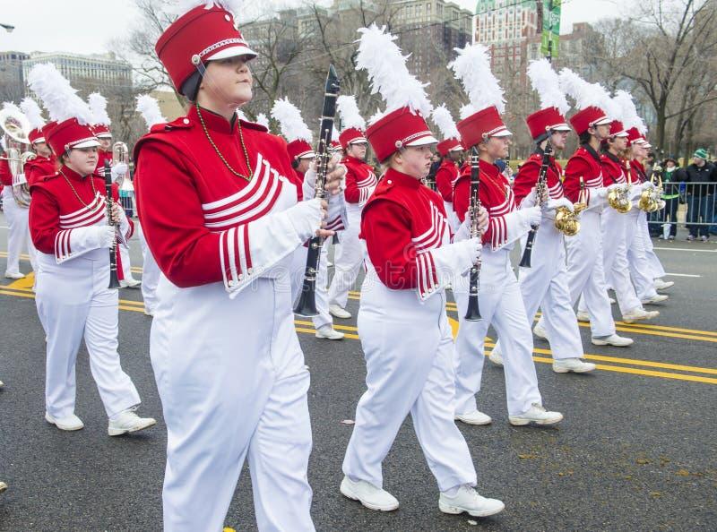 Парад Чикаго St. Patrick стоковые фото