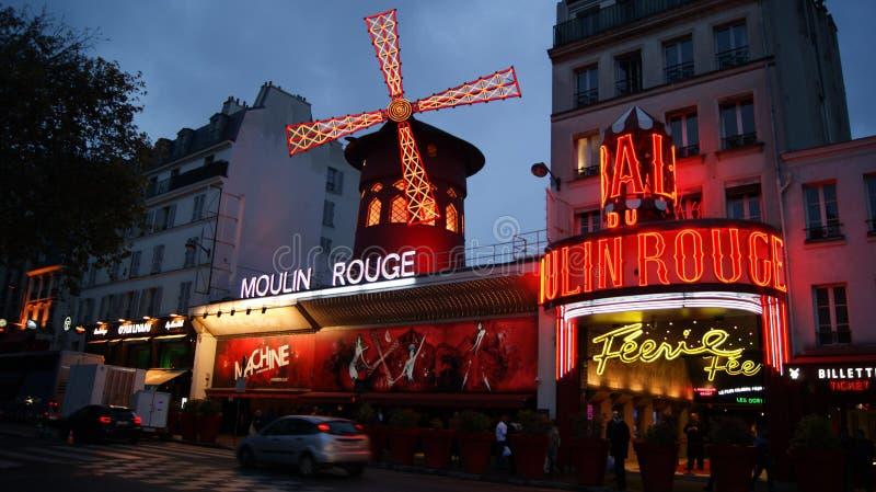 Париж, Франция, изображения города стоковое фото rf