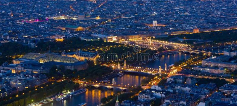 Париж II стоковое фото rf