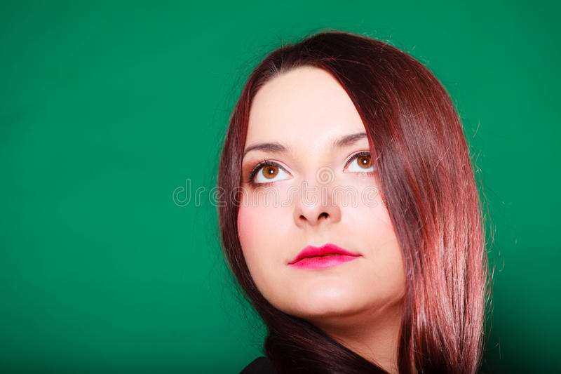 Парикмахер и парикмахер женщины стоковые изображения rf