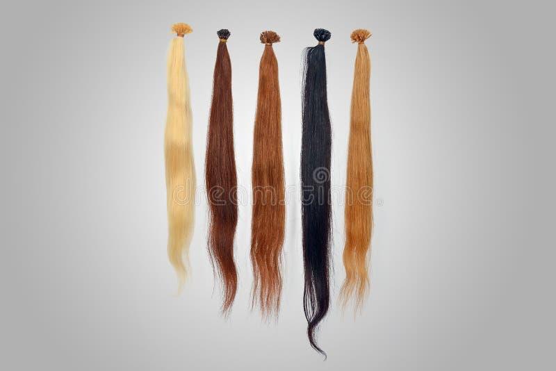 Парик волос стоковая фотография
