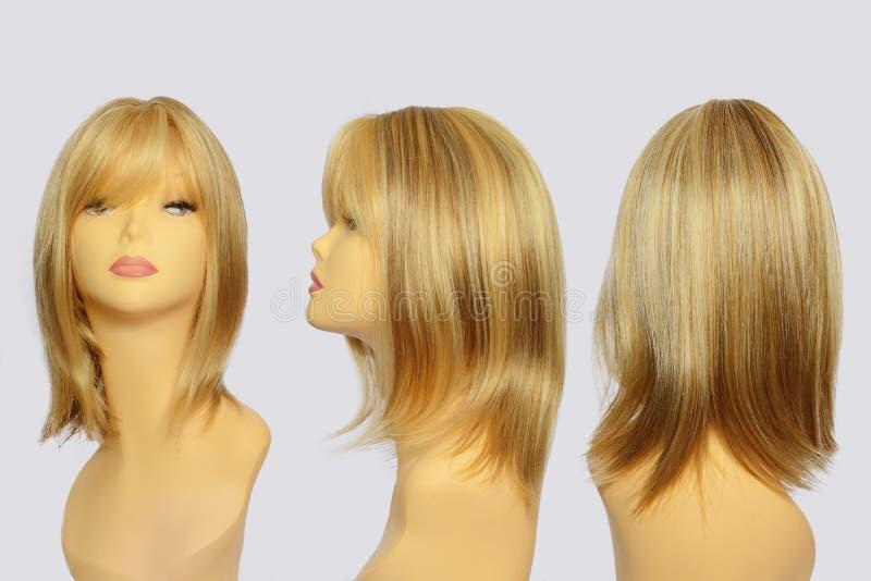 Парик волос стоковое фото rf