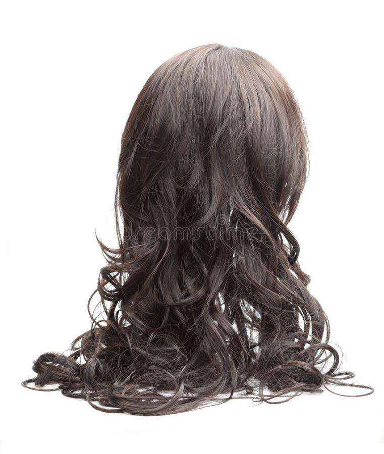 парик стоковое изображение rf