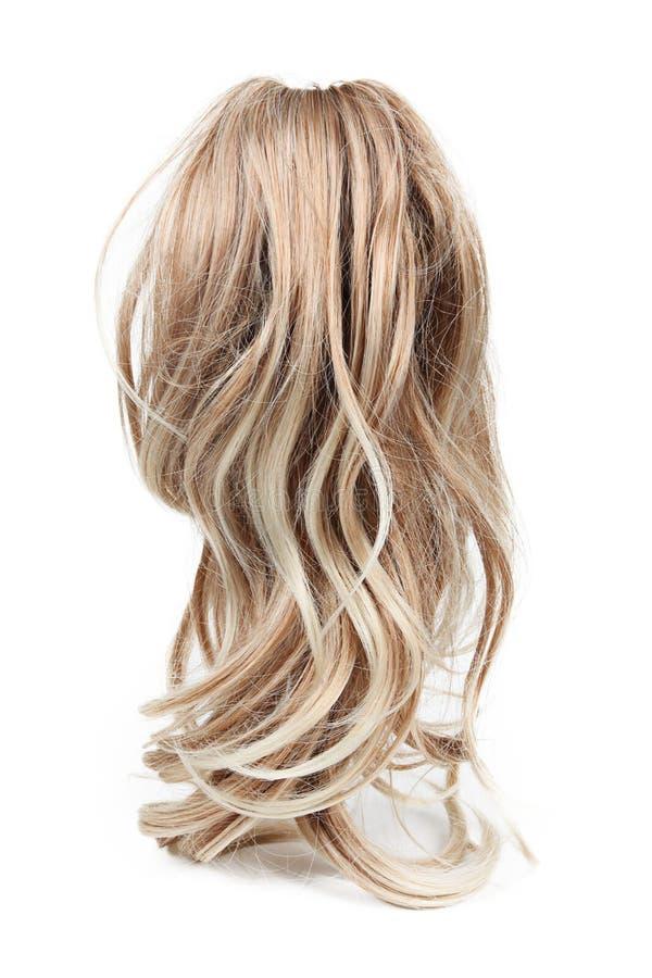 парик стоковая фотография rf