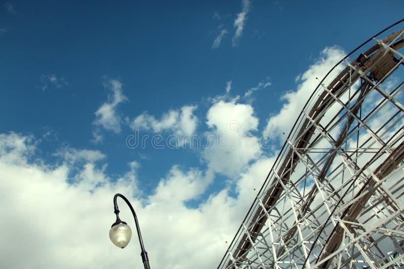 парк атракционов стоковое изображение