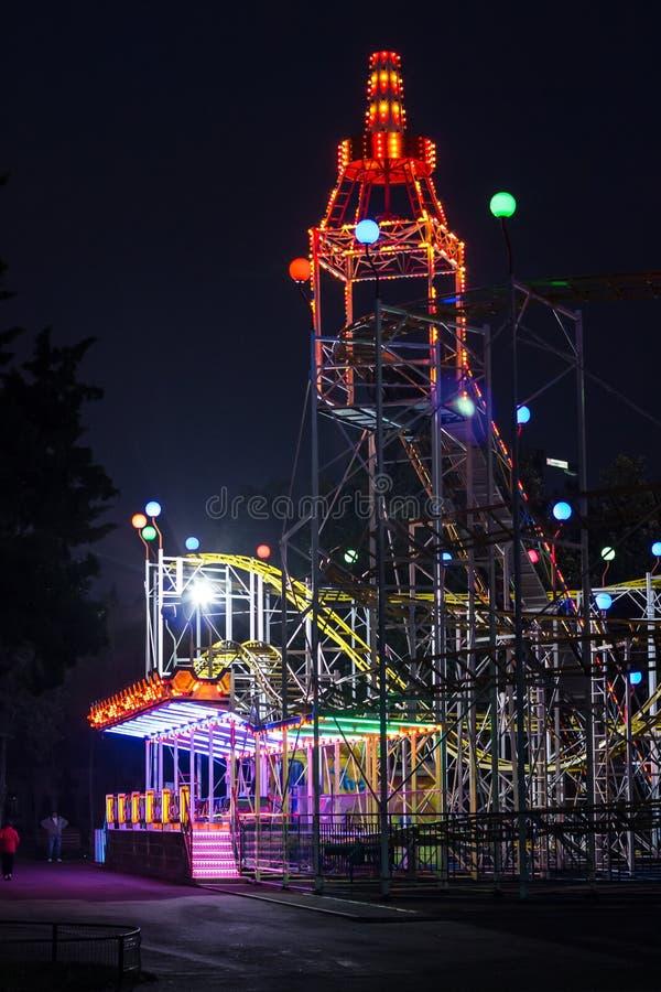 Парк городка детей стоковое изображение