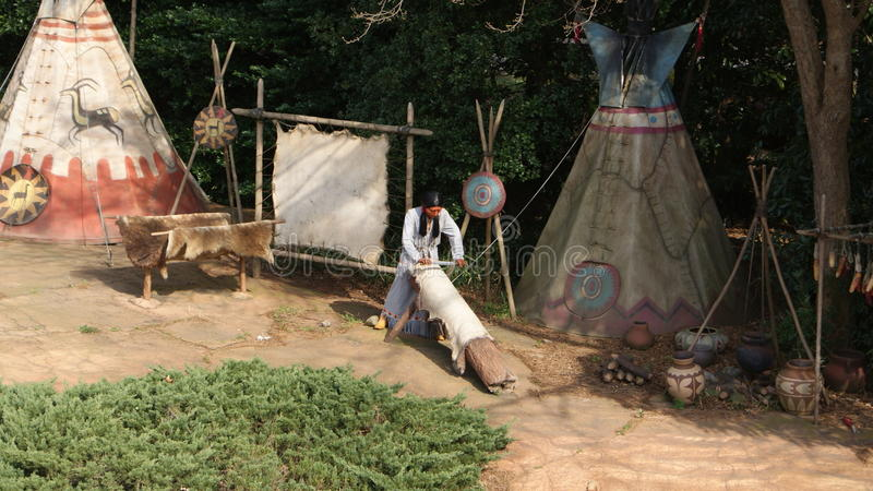 Парк Диснейленда токио стоковое изображение