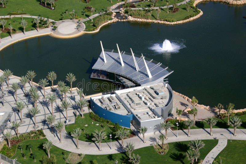 Парк Дубай - Zabeel стоковые изображения rf