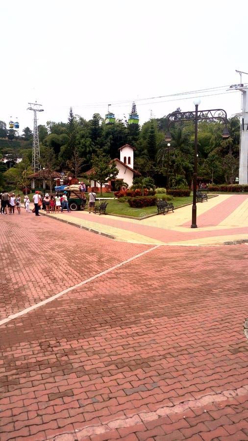 Парк ( кофе; colombia) стоковое фото