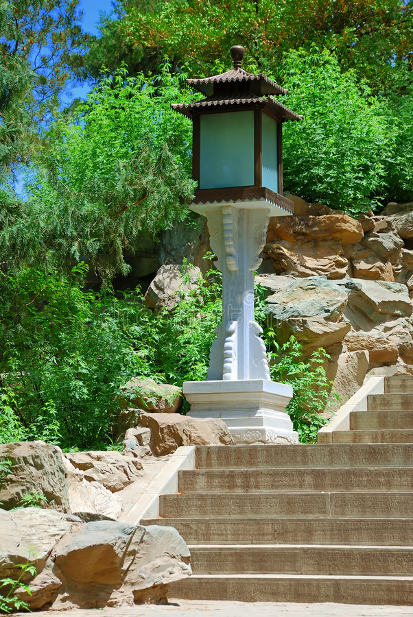 Download парк красивейшего светильника старый Стоковое Фото - изображение насчитывающей вал, завод: 6859394