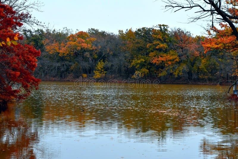 Парк Мартина, Оклахомаа-Сити NW стоковое фото