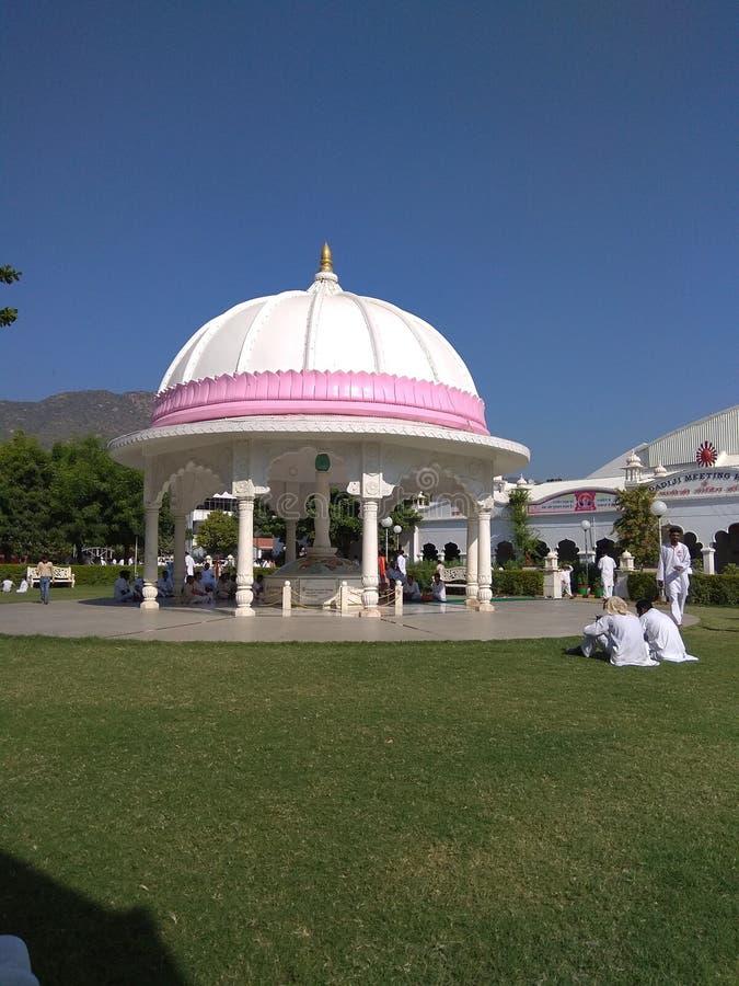 Парк мира в y0ga стоковая фотография