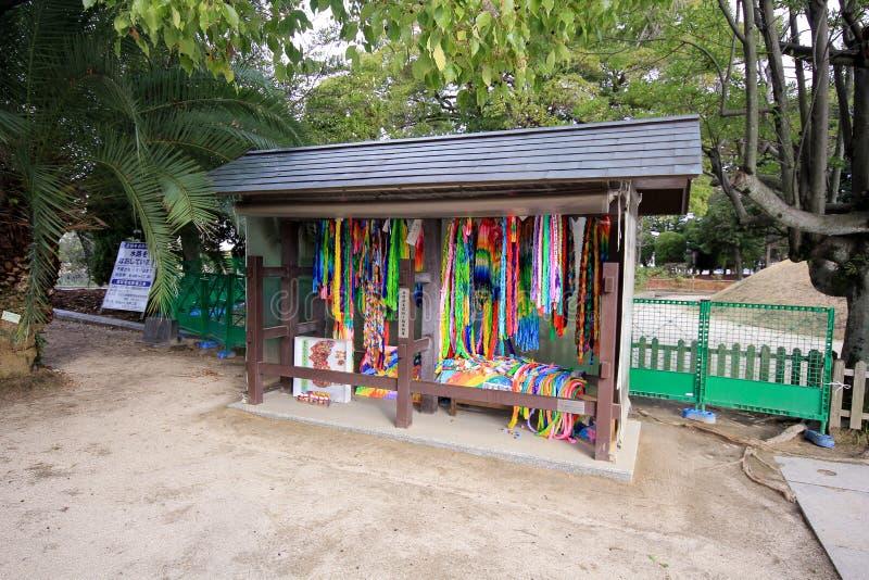 Парк мира Хиросимы мемориальный, Япония стоковая фотография