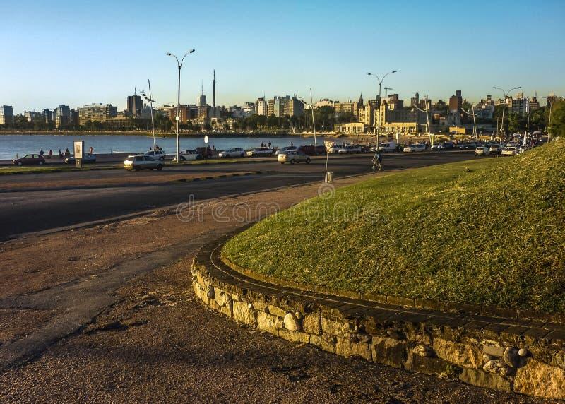 Парк Монтевидео Parque Rodo стоковые фото