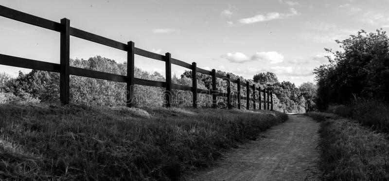 Парк долины Sanwell стоковые изображения