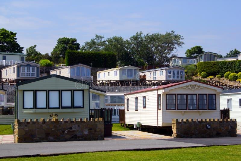 Download Парк праздника каравана стоковое изображение. изображение насчитывающей farmhouse - 41661487