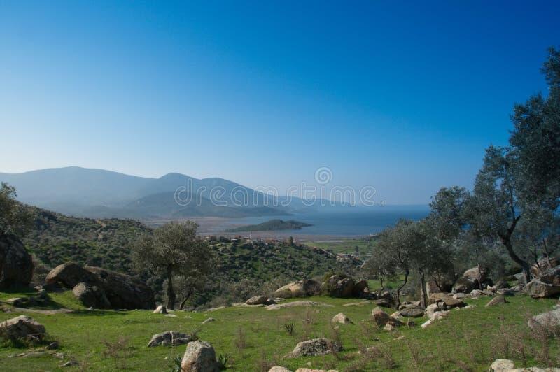 парк природы озера bafa стоковые изображения rf